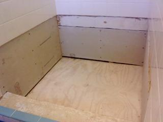 Tile Shower Installation Contractor – Waterproof the Tile Shower