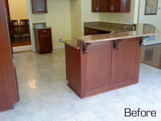delighful vinyl tile flooring kitchen click luxury mountain slate