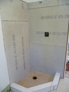 For My Shower Projects I Use A Waterproofing System From Schluter ...