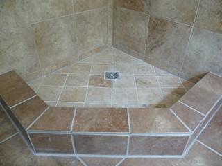 Amazing Tiling A Corner Shower Gallery - The Best Bathroom Ideas ...