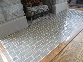 How to lay out tile in a bathroom - Inspired Remodeling Amp Tile Bloomington Indiana