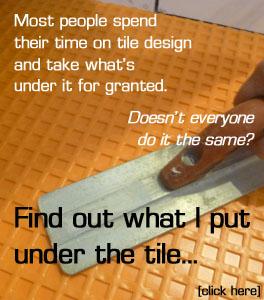 Whatu0027s Under The Tile?
