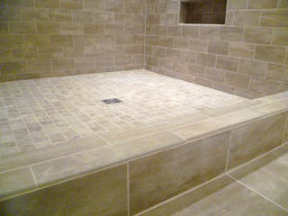 Beautiful Bath Shower Tile Designs Big Cleaning Bathroom With Bleach And Water Solid Kitchen Bath Showrooms Nyc Apartment Bathroom Renovation Young Mediterranean Style Bathroom Tiles SoftGrey And White Themed Bathroom Inspired Remodeling \u0026amp; Tile | Bloomington, Indiana \u0026amp; Surrounding ..