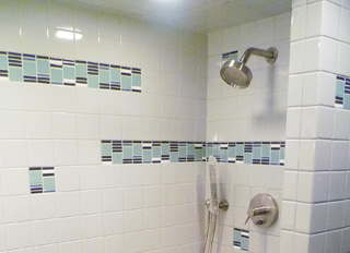Inspired remodeling tile bloomington indiana for Matching old bathroom tiles