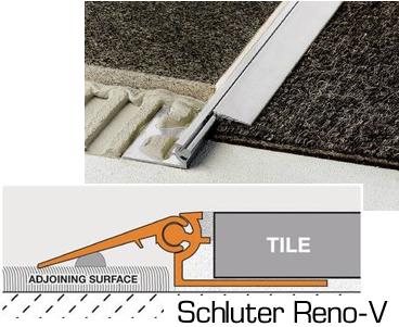 Schluter Tile To Carpet Transition Strip Carpet Vidalondon